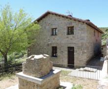 La Escuela casa rural en Santa Maria De La Alameda (Madrid)