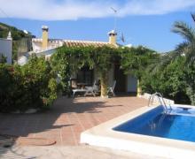 Casa Carambila casa rural en Competa (Málaga)