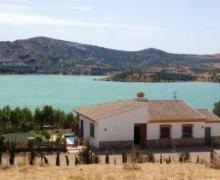 La Solana de Domingo casa rural en Viñuela (Málaga)