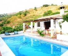 El Buho casa rural en Competa (Málaga)