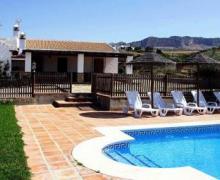 Finca del Río casa rural en Antequera (Málaga)