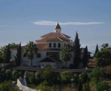 Hotel Cortijo Molino De Santillan  casa rural en Rincon De La Victoria (Málaga)