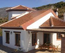 La Loma del Tejo casa rural en Canillas De Albaida (Málaga)