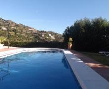 La Lomilla casa rural en Canillas De Albaida (Málaga)