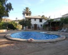 Candelón casa rural en Abaran (Murcia)