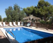 Casa La Yucca casa rural en Murcia (Murcia)