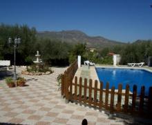 Cortijo Pekenike casa rural en Moratalla (Murcia)