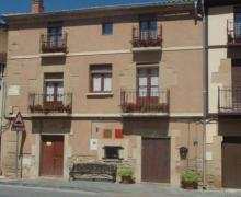 Casa Lerga casa rural en San Martin De Unx (Navarra)