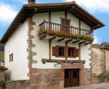 Casa Rural Larrakarte casa rural en Irurita (Navarra)