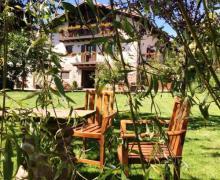 Hotel Iribarnia  casa rural en Lantz (Navarra)