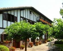 Hotel Señorío De Ursua casa rural en Baztan (Navarra)