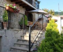 Las Ameskoas casa rural en Eulate (Navarra)
