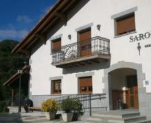 Sarobetxea casa rural en Juslapeña (Navarra)