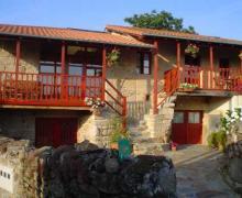 A Casa Da Eira casa rural en Nogueira De Ramuin (Ourense)