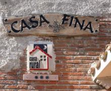 Casa Fina casa rural en Espeja (Salamanca)