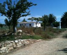 Cortijo de Esperanza casa rural en Pedrera (Sevilla)