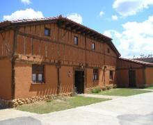 La Casa de Adobe casa rural en Valdemaluque (Soria)
