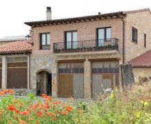 El Carrascal casa rural en Casarejos (Soria)