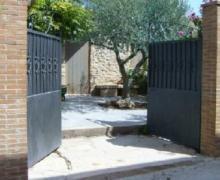 La Bella Rosa casa rural en Barbera De La Conca (Tarragona)