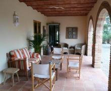 Mas Carlons casa rural en Montblanc (Tarragona)