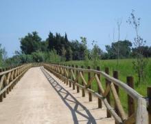 Mas L´Esquerra de Gabriel casa rural en Amposta (Tarragona)