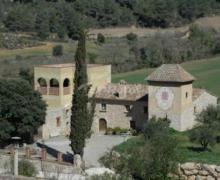 Mas La Planella casa rural en Montblanc (Tarragona)