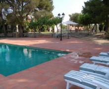 Masia Bartomeu casa rural en El Vendrell (Tarragona)