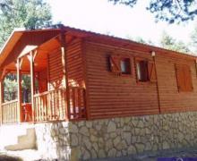 Camping Las Corralizas casa rural en Bronchales (Teruel)