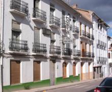 Hostal Manzanera casa rural en Manzanera (Teruel)
