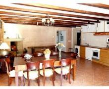 Las Tres Sabinas casa rural en Cabra De Mora (Teruel)
