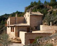 Mas del Colomé casa rural en Fornoles (Teruel)