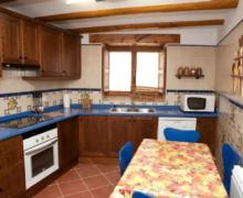 Molino Dolz casa rural en La Iglesuela Del Cid (Teruel)