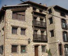 Sierra Alta casa rural en Bronchales (Teruel)