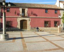 La Casa del Piano casa rural en Domingo Perez (Toledo)