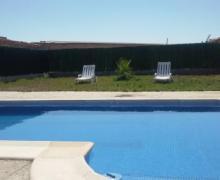 Los Almendros casa rural en El Casar De Escalona (Toledo)