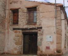 Casa de la Tía Tomasa casa rural en Alpuente (Valencia)