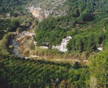 Finca los pinos casa rural en Rotova (Valencia)