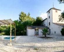 Masia la Nova Alcudia casa rural en Fontanars Dels Alforins (Valencia)