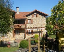 Casa Matsa casa rural en Lezama (Vizcaya)