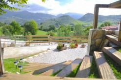 La Terraza de Onis: Holiday Cottage English Asturias