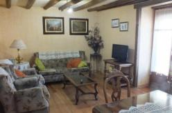 Villa de San Leonardo: Ferienhaus Englisch Soria