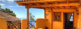 Casas rurales con vistas al mar