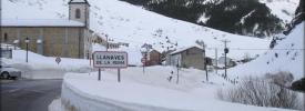 ¿En qué pueblo de España nieva más?