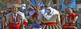 5 fiestas de carnavales en el norte de España
