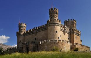 6 castillos en Madrid que deberías conocer