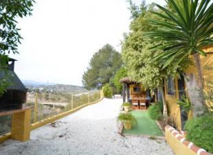 Rural Malaga Cerro Calderero