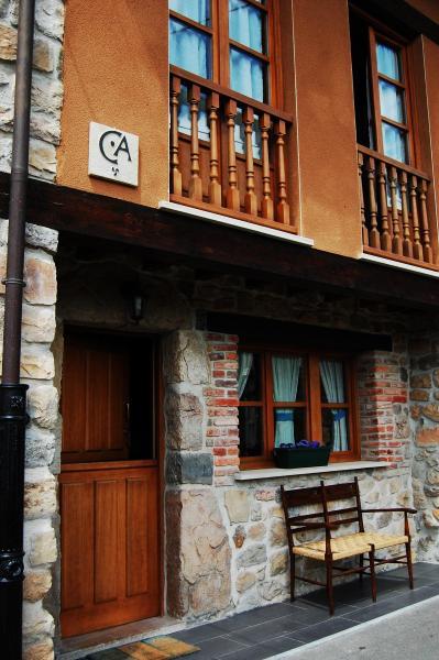 Casa belarmino casa rural en cangas de onis asturias clubrural - Casa rural en cangas de onis ...