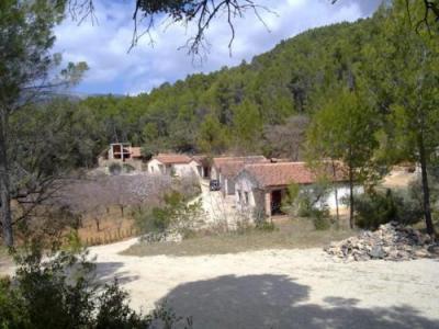 Casas rurales valle del rio tus casa rural en yeste albacete clubrural - Casa rural yeste ...