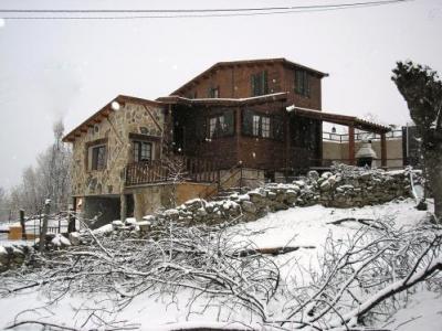El ponton casa rural en villanueva de avila vila clubrural - Villanueva de avila casa rural ...
