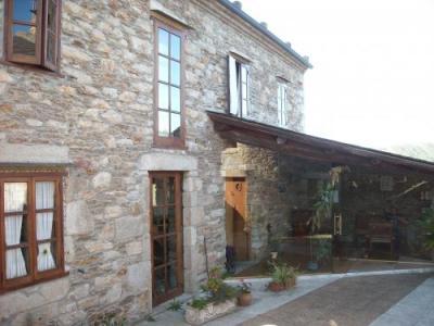 Casa lamelas casa rural en o vicedo lugo clubrural - Maderas lamelas ...